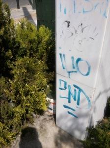 graffitti για τον κουβά
