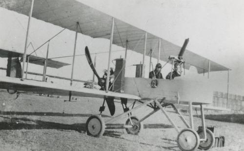 Αναγνωριστικό/ ελαφρύ βομβαρδιστικό Henry Farman HF.27