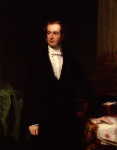 by Frederick Richard Say, oil on canvas, 1848