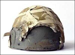 johnson beharry_helmet